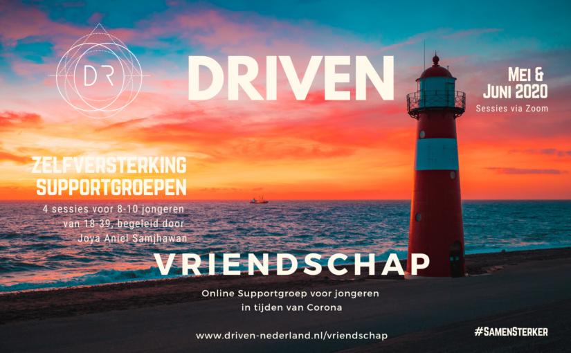 driven-support-vriendschap-eenzaamheid-hulp-groep-samen-sterker-corona 3