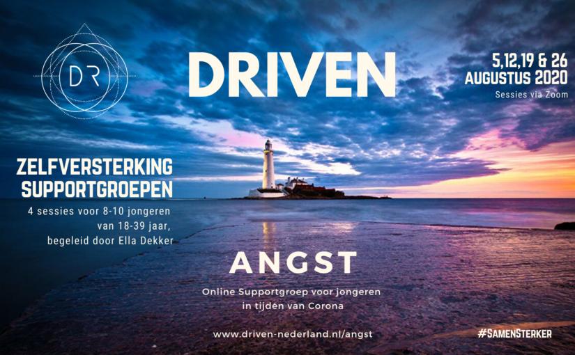 angst zomer driven nederland ella dekker supportgroep 4